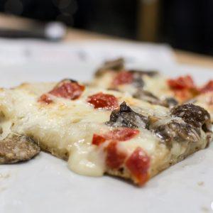 Infinity, nata dall'amore di Luigi D'Auria per la pizza
