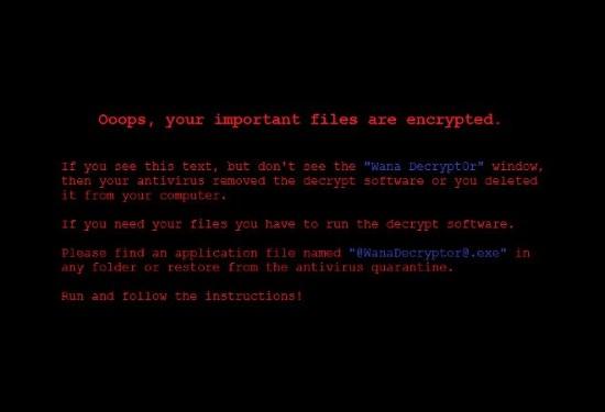 """WannaCry: """"cavallo di ritorno"""" informatico"""