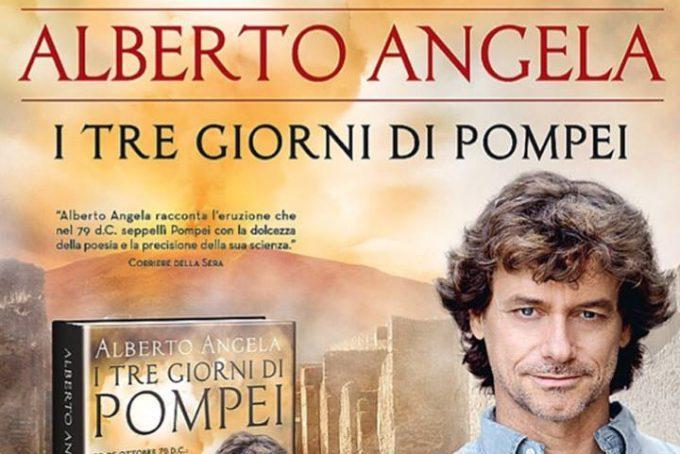 """Résultat de recherche d'images pour """"i tre giorni di pompei alberto angela"""""""