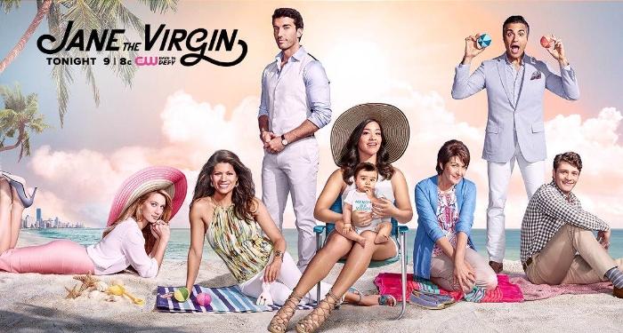 Una telenovela vestita da serie tv: Jane the virgin