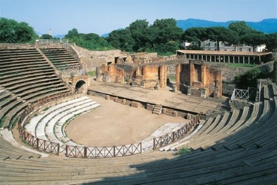 Antigone. Una storia africana al Teatro grande di Pompei