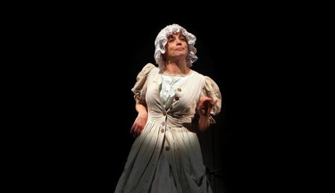 Né serva né padrona: Claudia Contin e le donne della Commedia dell'Arte