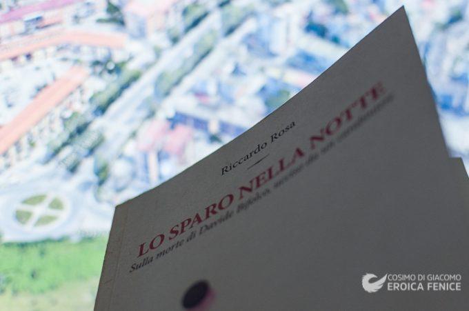 LO SPARO NELLA NOTTE, un libro di Riccardo Rosa