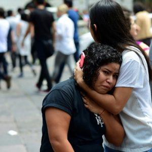 terremoti in Messico