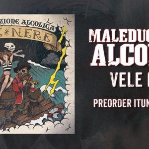"""Ritornano i Maleducazione alcolica: """"Vele nere"""" è il nuovo album"""