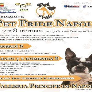 Pet Pride, la prima edizione a Napoli