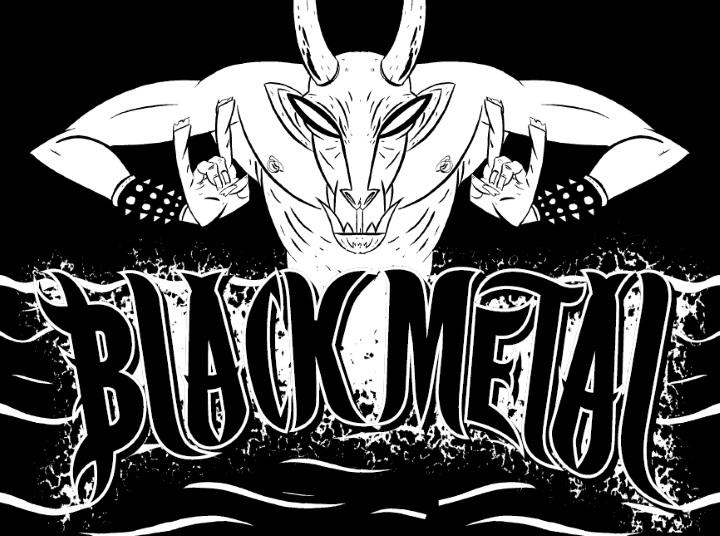 Black Metal il fumetto: gemelli Stronghand vs. gli Inferi