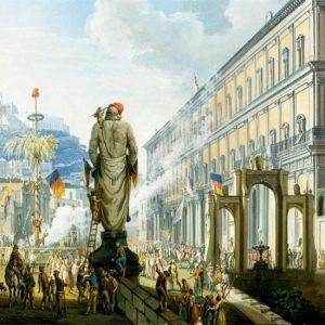 Il Gigante di Palazzo: La statua parlante di piazza Plebiscito