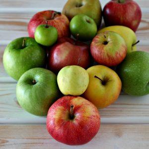 Una mela al giorno toglie il medico di torno