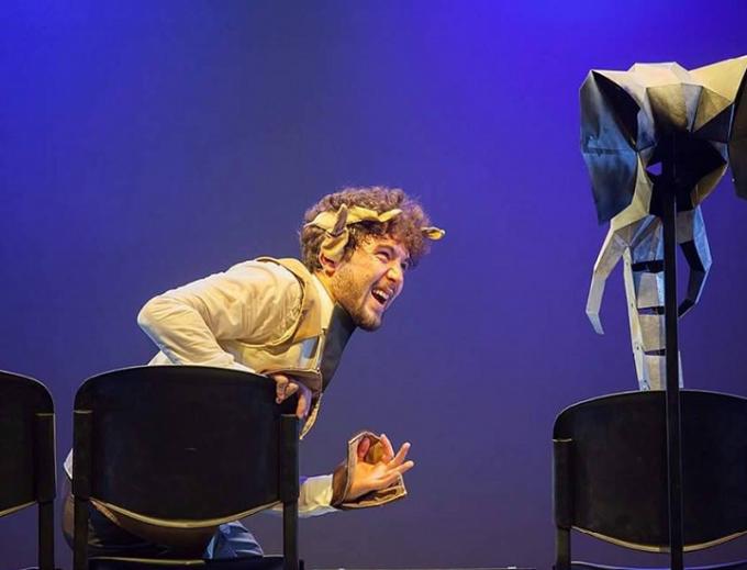Tragodia teatro Elicantropo