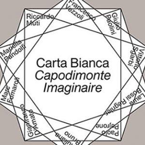 Presentata Carta Bianca al Museo di Capodimonte
