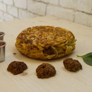 Giri di Pasta, le frittatine della nonna sbarcano al Vomero
