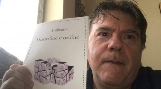 Disordine e ordine, il secondo romanzo di Alessio Tropeano