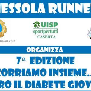 Corriamo insieme... contro il diabete giovanile!
