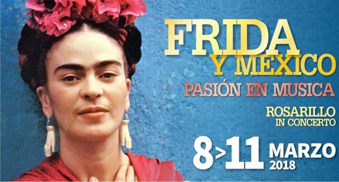 Frida y Mexico