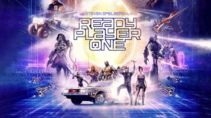 Ready Player One, il nuovo film di Steven Spielberg