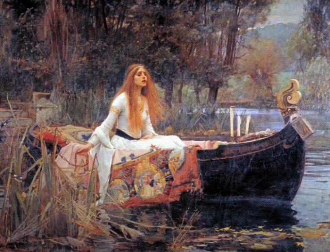 Le donne raccontate da J. W. Waterhouse