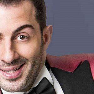 Francesco Cicchella incanta il Teatro Diana con