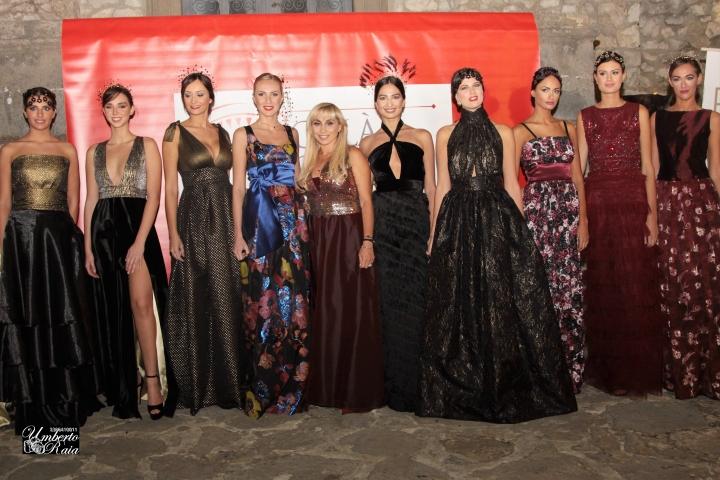 """Eles Couture,""""Grace…la vie en chic"""" all'Alma Flegrea di Napoli"""