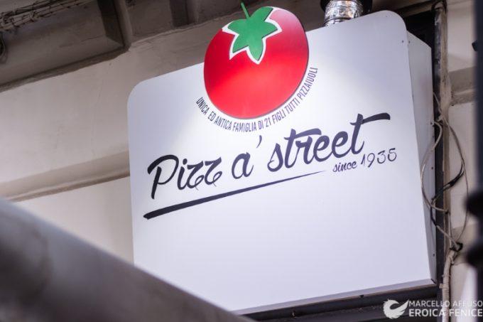 Pizza a' Street in via Merliani 51: Luciano Sorbillo raddoppia al Vomero