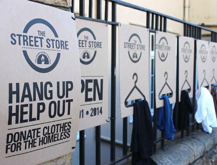 Arriva lo Street store a Napoli per i senzatetto: cos'è e perché è importante