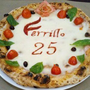 Ferrillo Day: i 25 anni della Pizzeria Ferrillo