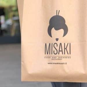 Misaki Japanese Restaurant presenta Misaki Take out