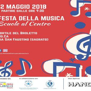 FESTA DELLA MUSICA SCUOLE AL CENTRO