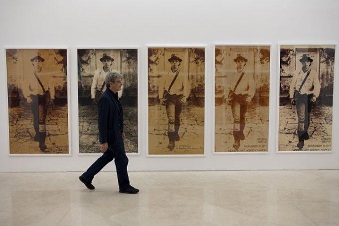 1977 2018. Mario Martone al Museo Madre