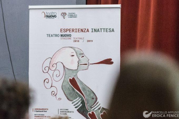 Teatro Nuovo di Napoli: la stagione teatrale 2018/2019