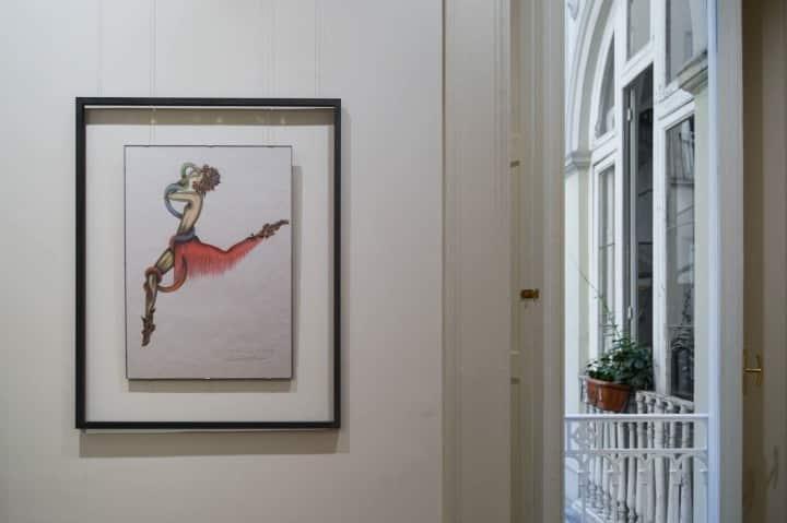 """Roberto Capucci a Napoli con la mostra """"Spettacolo onirico. Disegni per il teatro"""""""