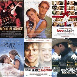 film d'amore da vedere