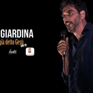 Filippo Giardina al Maschio Angioino con
