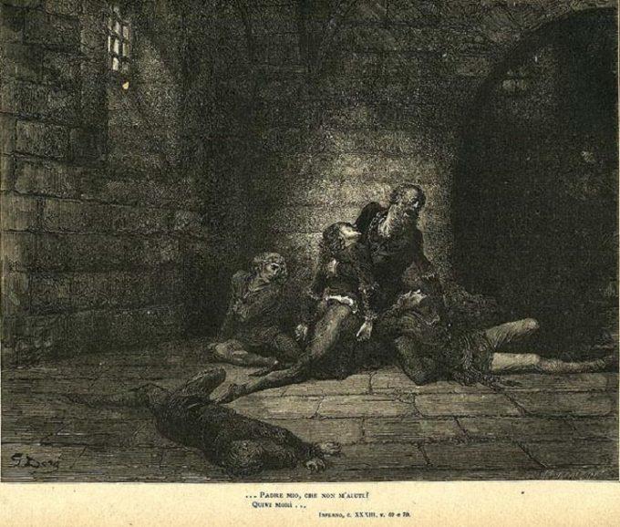 Ugolino della Gherardesca