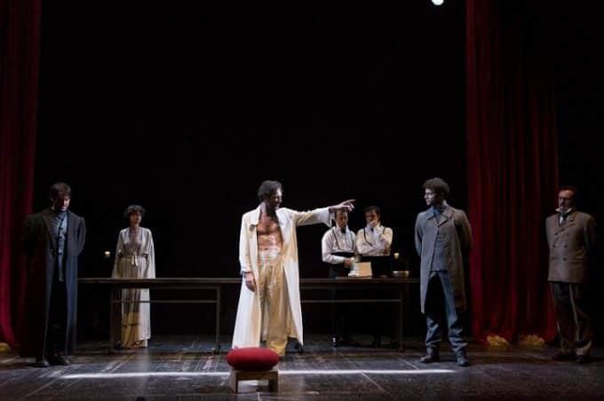 Who is the king - una serie al Napoli Teatro Festival Italia 2018