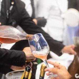 Te le do io le bollicine, champagne e piatti stellati al Nabilah