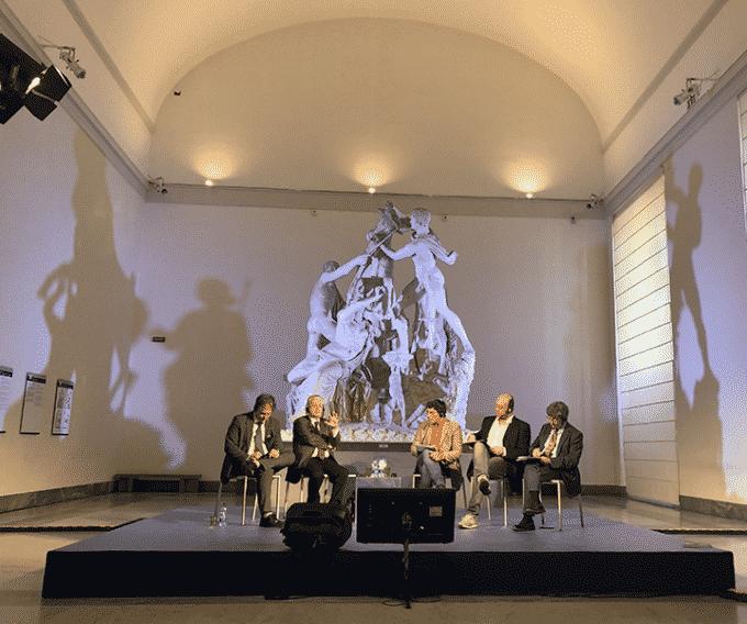 «La cultura è l'unica possibilità»: l'Ermitage incontra il MANN