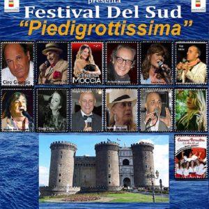Piedigrottissima di Ciro Giorgio: terza edizione del Festival del Sud al Maschio Angioino