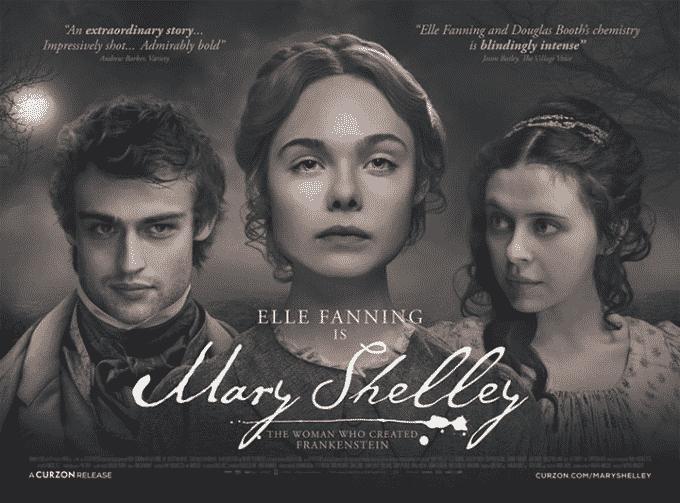 Mary Shelley di Haifaa Al Mansour: film passionale e biografico