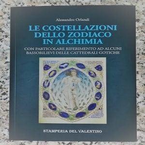 Le costellazioni dello zodiaco in alchimia, un'opera di Alessandro Orlandi