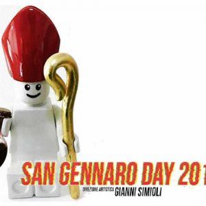 Il backstage del San Gennaro Day, tra premi e artisti