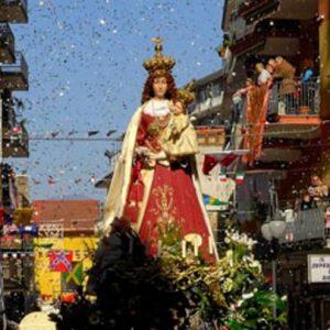 Festa della Madonna delle Galline: un mix tra sacro e profano