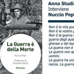 La guerra è della morte: un libro di Nuccio Pepe (Recensione)
