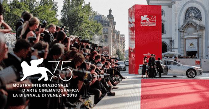 75° edizione della mostra del cinema di Venezia