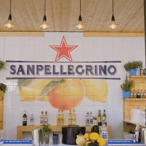 Bibite Sanpellegrino: il Bar Meraviglia in tour a Napoli