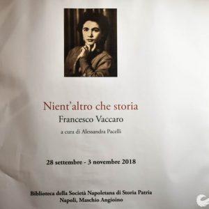 Mostra di Francesco Vaccaro