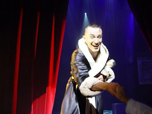 Arturo Brachetti torna a Napoli per una magica notte di Halloween