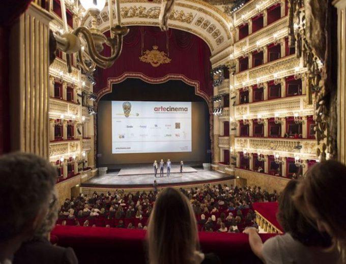 Inaugurazione Artecinema