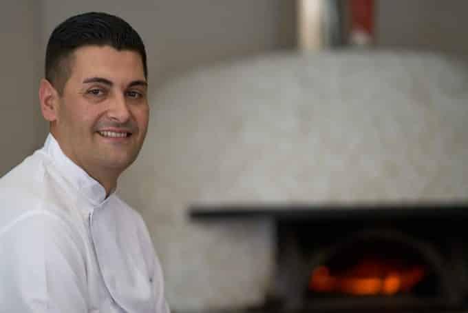 """La pizzeria di Luigi Cippitelli presenta il """"Gran Cono"""""""