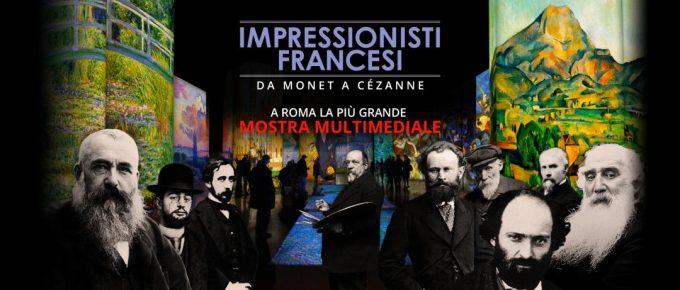 Impressionisti francesi da Monet a Cézanne